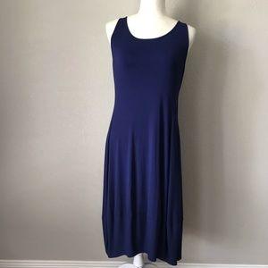 Eileen Fisher Lantern Tank Dress